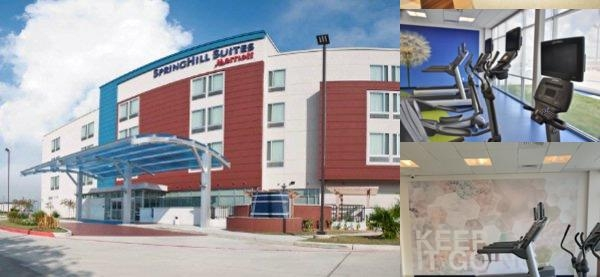Springhill Suites Houston Baytown photo collage