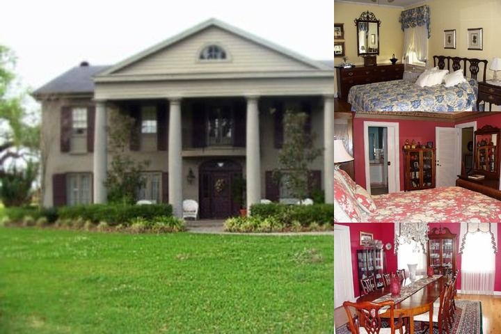 Twelve Oaks Plantation Bed & Breakfast photo collage