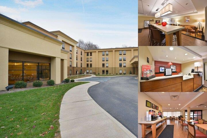 Hampton Inn Mcknight Road photo collage