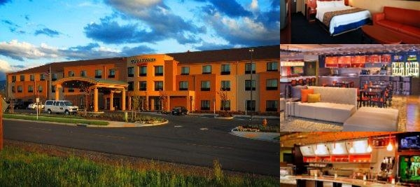 Courtyard by Marriott Medford Airport photo collage
