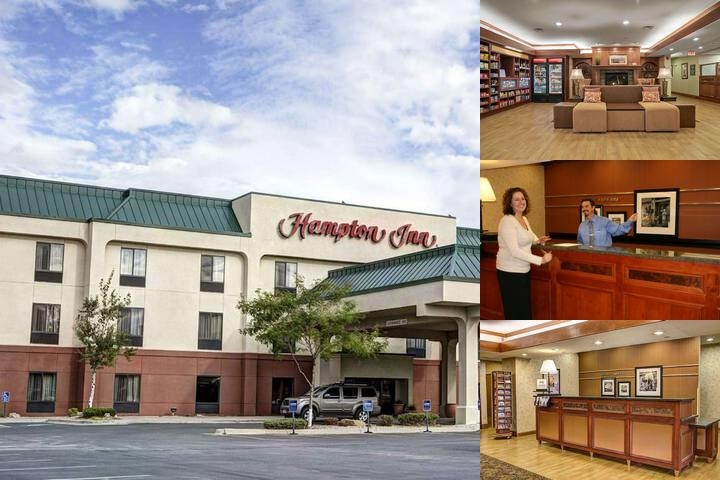 Rapid City Hampton Inn photo collage