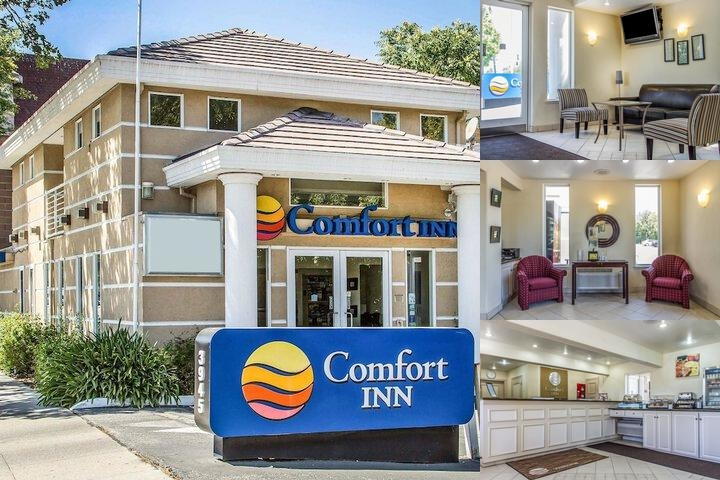 Comfort Inn Palo Alto photo collage