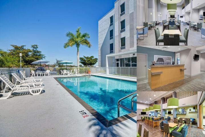 Hampton Inn Suites Sarasota / Bradenton Airport photo collage