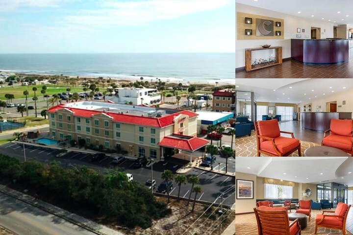 Comfort Suites Amelia Island Fernadina Beach photo collage