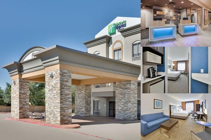 Holiday Inn Express Hotel & Suites Duncanville photo collage