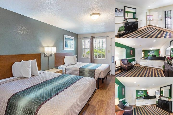 Hometowne Suites Atlanta Lawrenceville photo collage