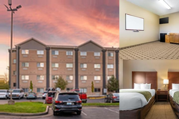 Comfort Suites Lexington photo collage