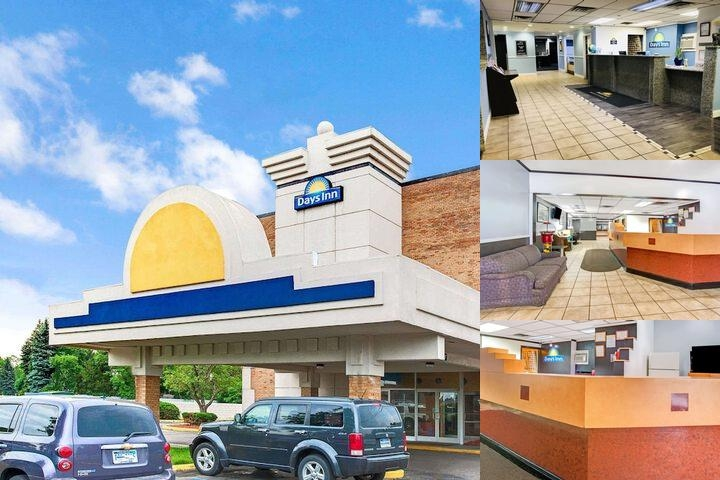 Days Inn Livonia photo collage