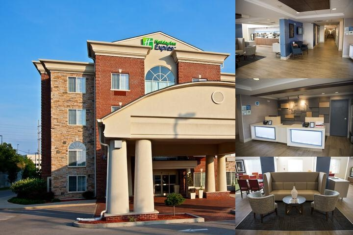 Holiday Inn Express Hotel & Suites Lexington Downt photo collage