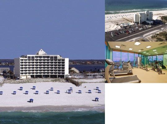 Holiday Inn Express Pensacola Beach photo collage