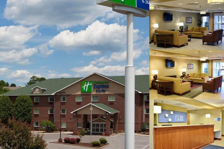 Holiday Inn Express Center Township photo collage