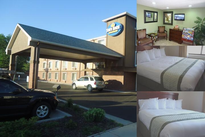 Suburban Extended Stay Hotel Downtown Lincoln photo collage