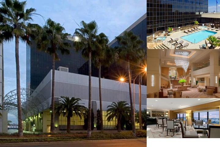 Hilton Los Angeles Airport photo collage