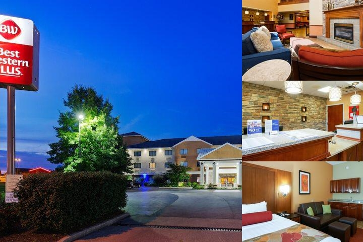 Best Western Plus Georgetown Corporate Center Hotel photo collage