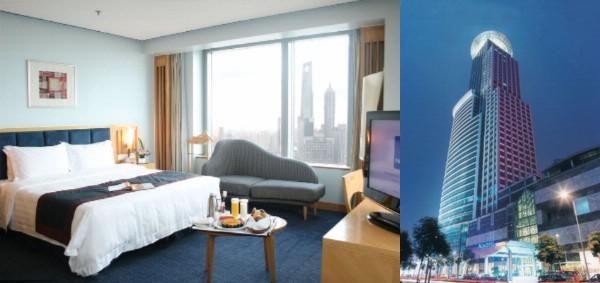 Novotel Atlantis Shanghai photo collage