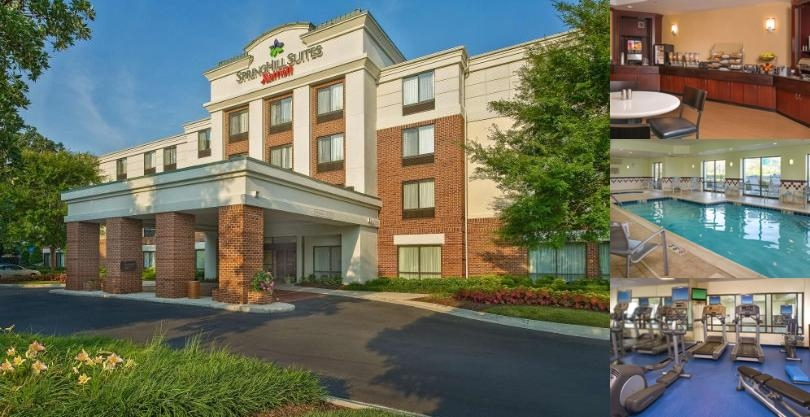 Springhill Suites by Marriott Richmond Va Center photo collage