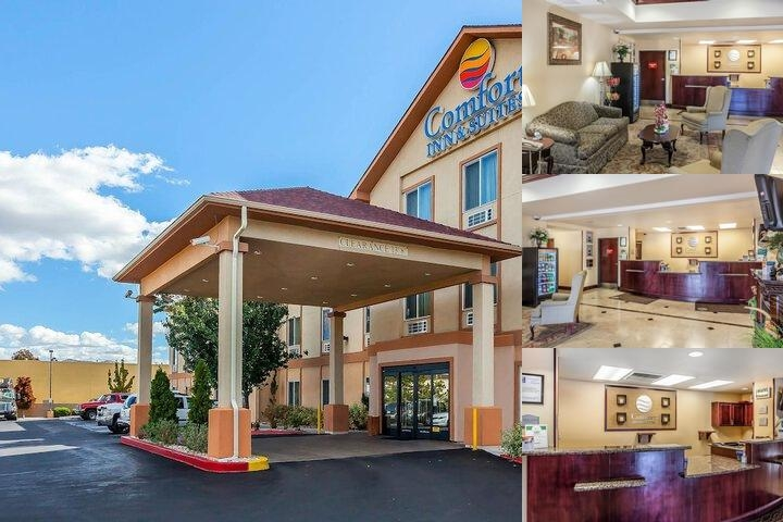 Comfort Inn & Suites Airport Reno photo collage