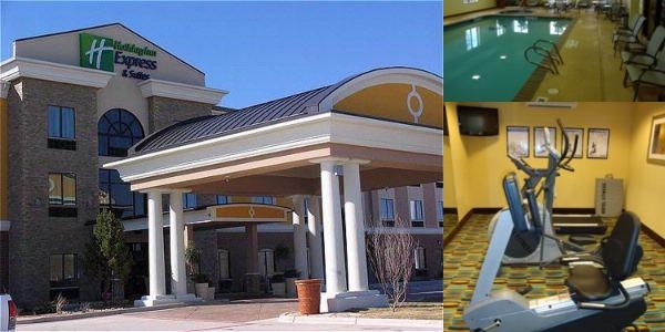 Holiday Inn Express & Suites Lubbock Wolfforth photo collage