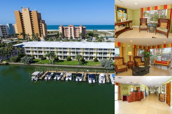 Treasure Bay Hotel & Marina photo collage