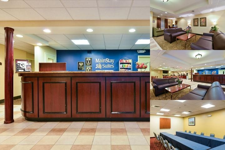 Mainstay Suites Dover photo collage