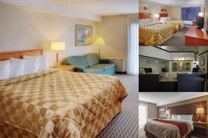 Huntsville Comfort Inn photo collage