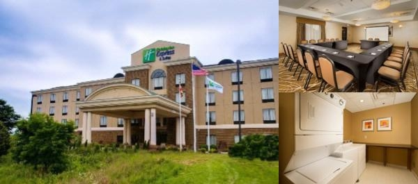 Holiday Inn Express & Suites Columbia East photo collage