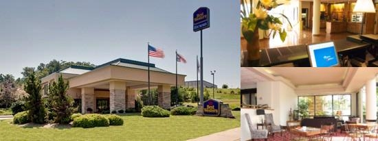 Best Western Hickory photo collage