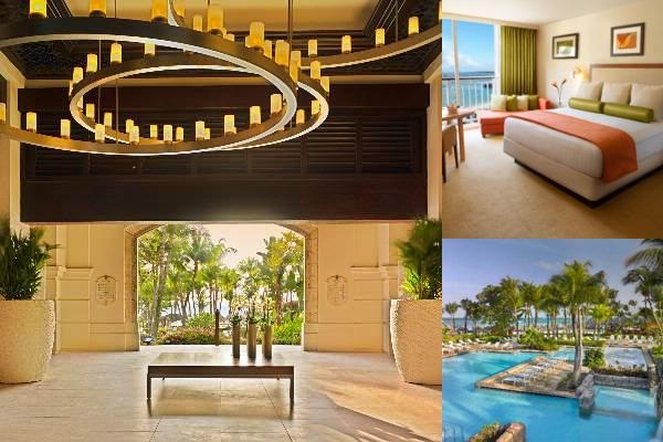 Hyatt Regency Aruba Resort & Casino photo collage