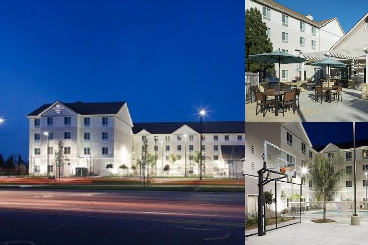 Homewood Suites by Hilton Fresno Airport Clovis photo collage