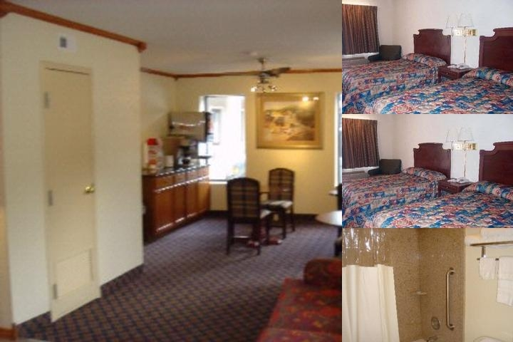 Rodeway Inn & Suites Fort Jackson photo collage
