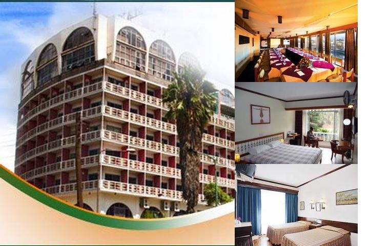 Sandton Palace Hotel photo collage