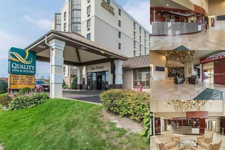 Quality Inn & Suites Bay Front photo collage