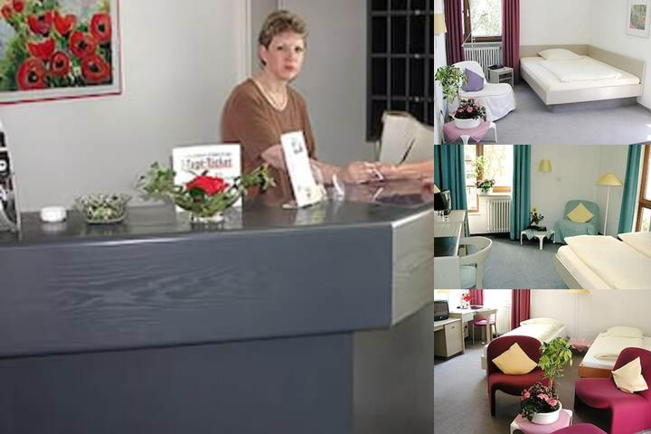 Hotel Koerschtal photo collage