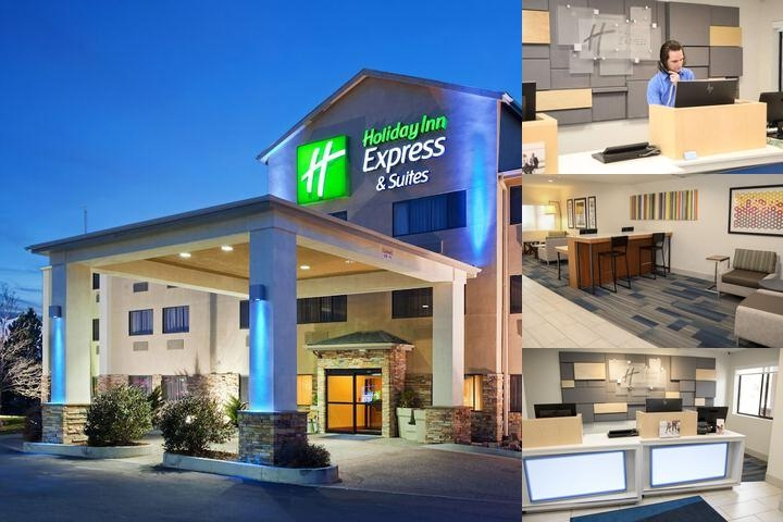 Holiday Inn Express & Suites Air Force Academy photo collage