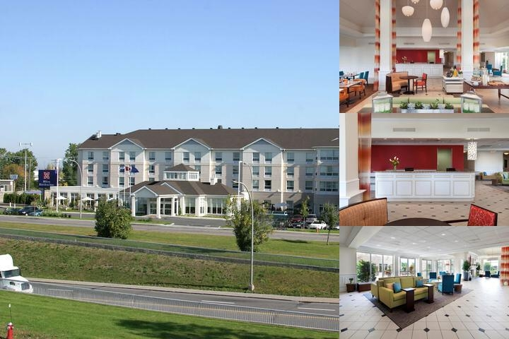 Hilton Garden Inn Montreal Airport photo collage