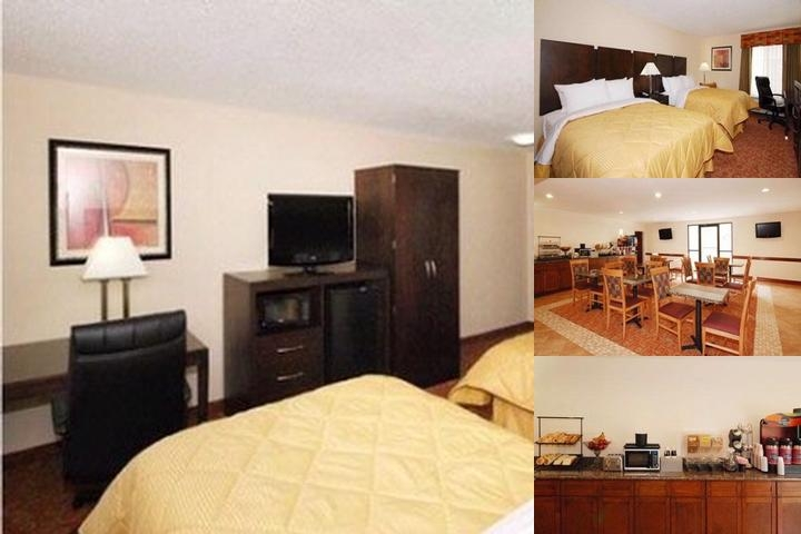 Comfort Inn Raleigh photo collage