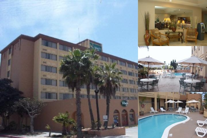 Former Quality Inn photo collage