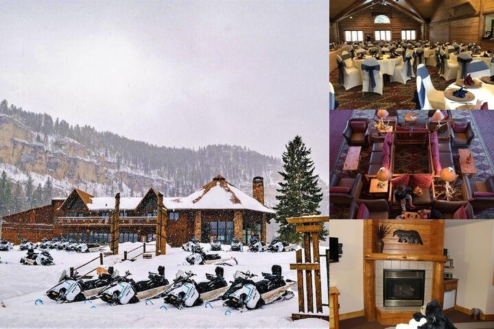 Spearfish Canyon Lodge photo collage
