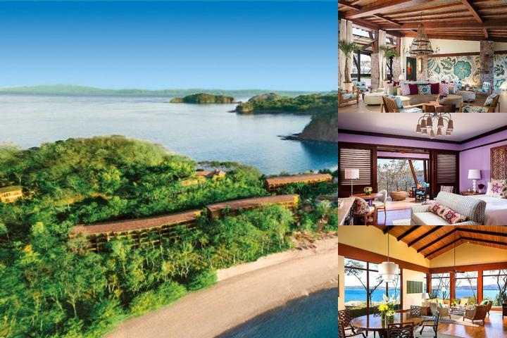 Four Seasons Resort Costa Rica photo collage