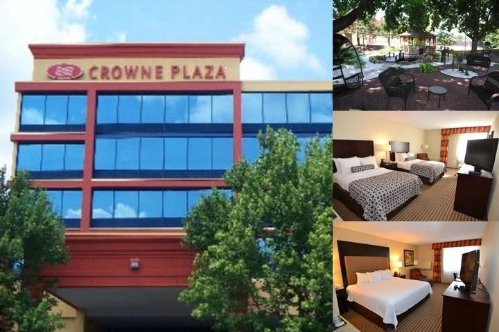 Crowne Plaza Hotel Reading photo collage