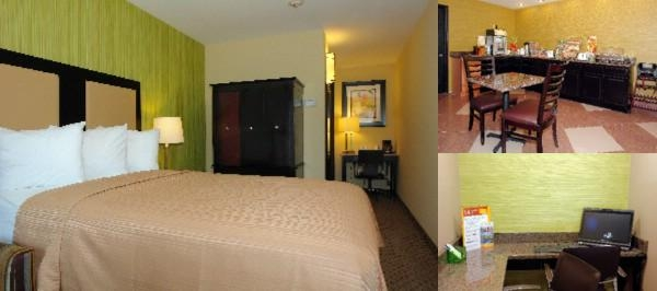 Quality Inn in Covington photo collage