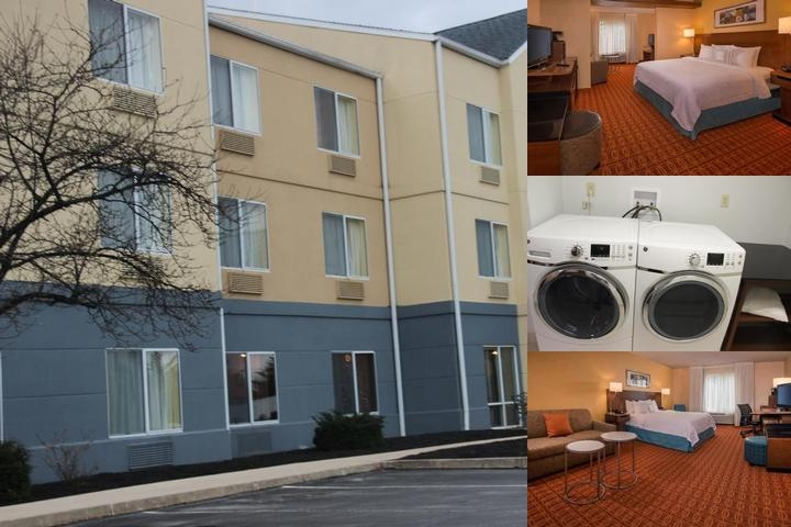 Fairfield Inn by Marriott Chambersburg photo collage