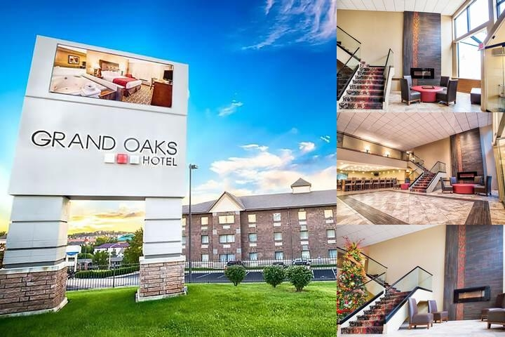 Grand Oaks Hotel photo collage