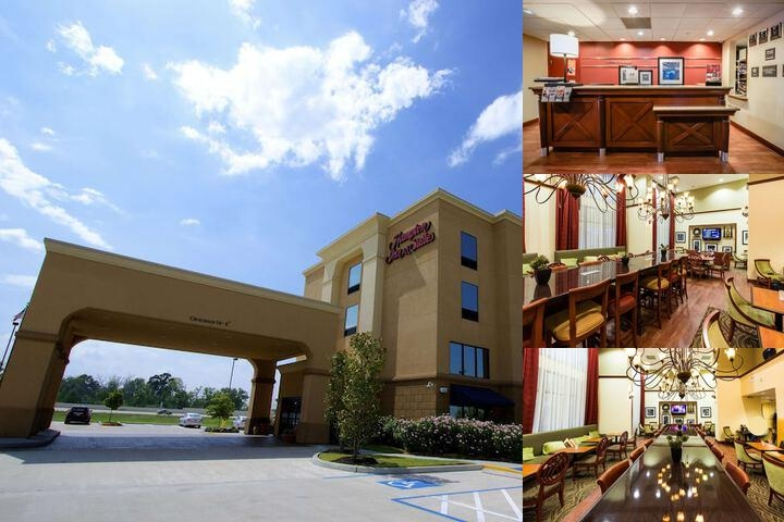 Hampton Inn & Suites Hampton Inn & Suites In Tomball Texas