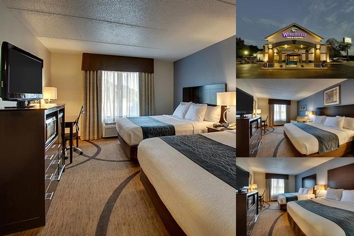 Holiday Inn Express Owensboro photo collage