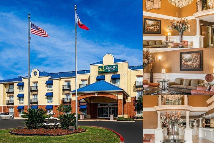 Quality Suites San Antonio at Rittiman photo collage