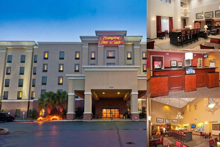 Hampton Inn & Suites Thibodaux photo collage