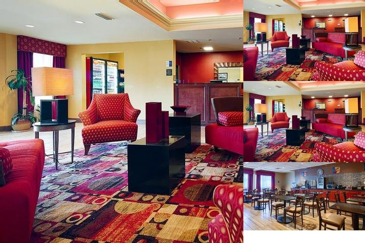 Best Western Motorsports Inn & Suites Saraland photo collage