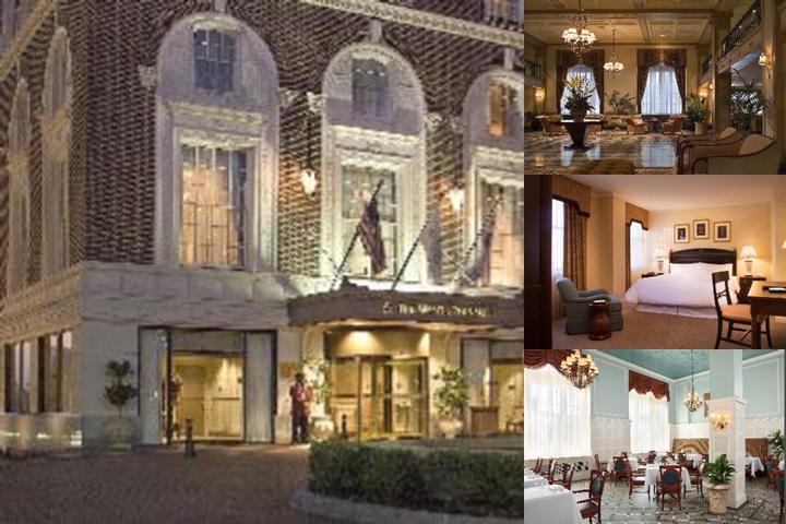 The Westin Poinsett photo collage
