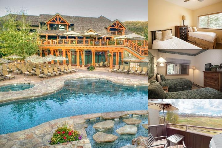 The Villas at Snowmass Club photo collage
